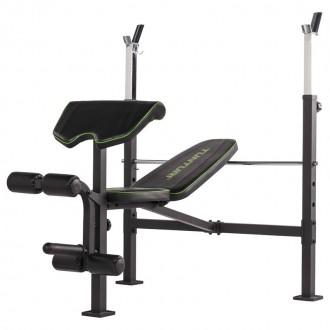 Banc de musculation WB60 Olympic Width Weight Bench - Tunturi