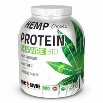 Hemp Protein - Eric Favre