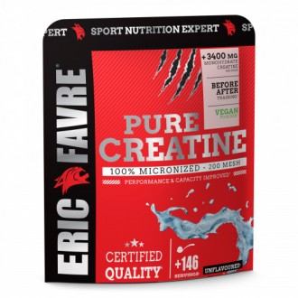 Pure Creatine - Eric Favre