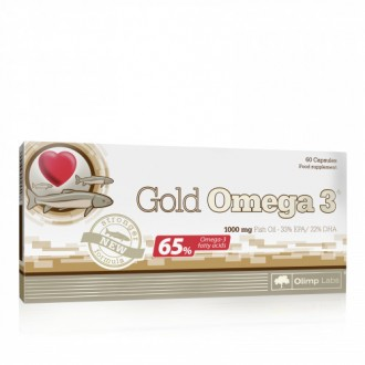 Gold Omega 3 - Olimp Sport Nutrition