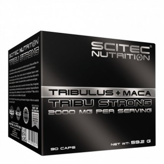 Tribu Strong - Scitec Nutrition