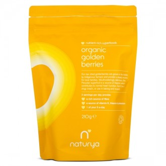 Goldenberries - Naturya Superfoods
