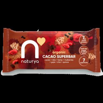 Cacao Superbar Bio - Naturya Superfoods
