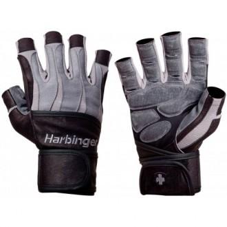 Gants Pro BioForm Wristwrap - Harbinger