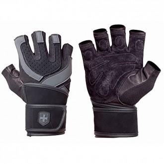 Training Grip Men gloves Black/Grey -...