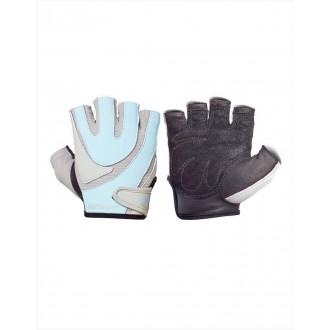 Womens Training Grip Blue/Grey -...