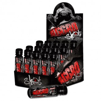 Aggro Shot (15x60ml) - Peak