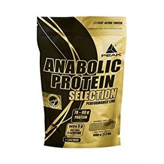 Anabolic Protein Selection (500g) - Peak