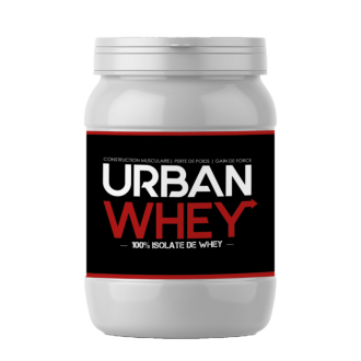 Urban Whey 750 g - Futurelab Muscle...