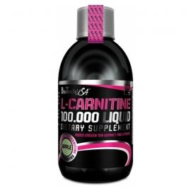 L-Carnitine 100000 Liquid 500ml | Biotech USA
