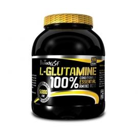 100% Glutamine | Biotech USA