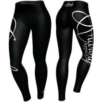 Anarchy Apparel Leggings, Panthera