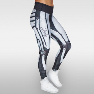 Anarchy Apparel Compression Leggings,...