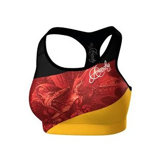 Anarchy Apparel Sports Bra, Germany