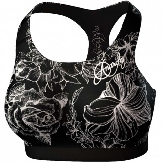 Anarchy Apparel Sports Bra, Vaeneti