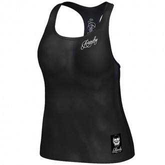 Anarchy Apparel Tank Top, Cranium, black