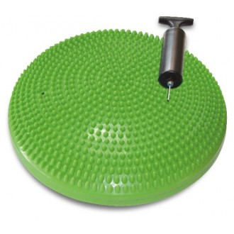Air Stepper Pad Green Tunturi