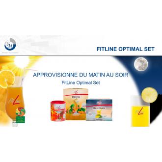 Achat FitLine - Avis Set Optimal Family - Set Optimal