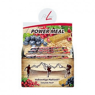 Barres Power Meal - Fitline
