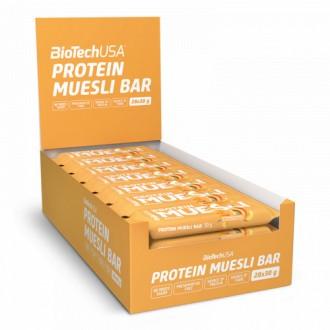 Protein Muesli Bar - BioTech USA