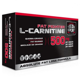 L-CARNITINE FAT FIGHTER - 80 CAP -...