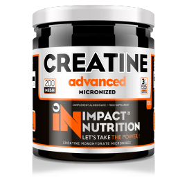 Creatine Advanced Micronized | Impact Nutrition