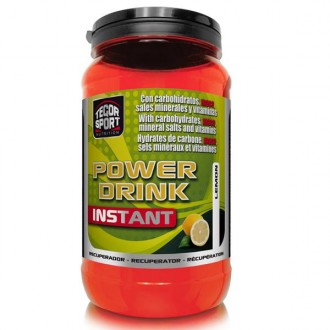 POWER DRINK INSTANT - 940 G - Tegor...
