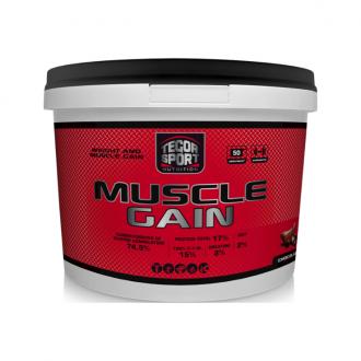 MUSCLE GAIN - 4 KG - Tegor Sport