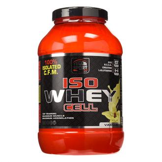 ISO WHEY CELL - 1800G - Tegor Sport