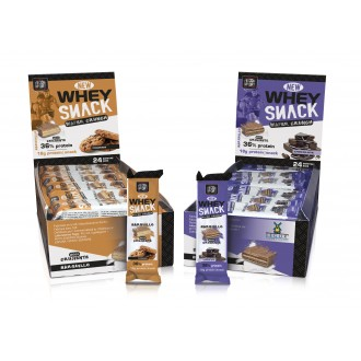 NEW WHEY SNACKS - Tegor Sport