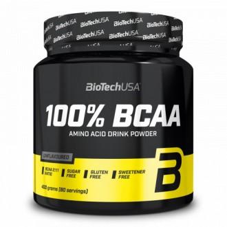 100% BCAA - Biotech USA