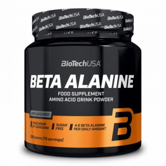 Beta Alanine 300g - BioTech USA