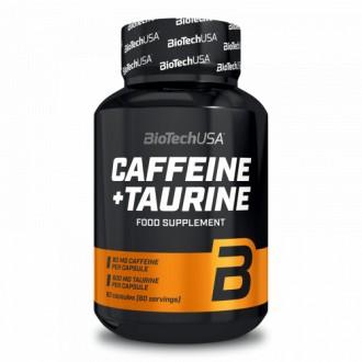 Caffeine+Taurine - BioTech USA