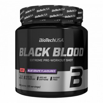 Black Blood CAF+ - BioTech USA