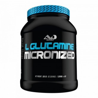 L-Glutamine Micronized - Addict Sport...