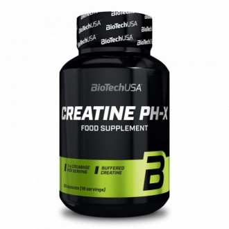 Creatine pH-X - BioTech USA