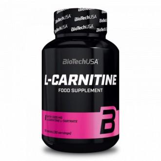 L-Carnitine 1000 - Biotech USA