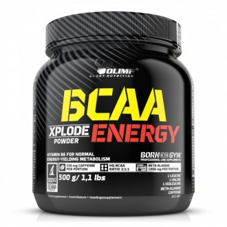 BCAA Xplode Powder Energy - Olimp...