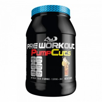 Pump Cuts - Addict Sport Nutrition