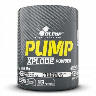 Pump Xplode Powder - Olimp Sport...