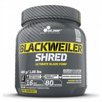Blackweiler Shred - Olimp Sport...