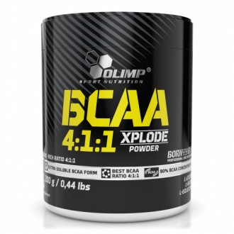 BCAA 4:1:1 Xplode Powder - Olimp...