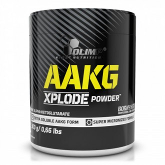 AAKG Xplode Powder - Olimp Sport...