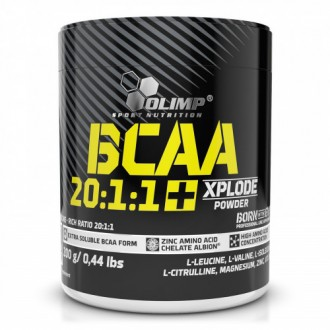 BCAA 20:1:1 Xplode Powder - Olimp...