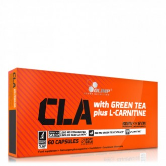 CLA with Green Tea plus L-Carnitine -...