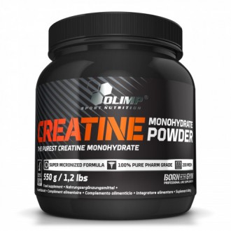 Creatine Monohydrate Powder - Olimp...