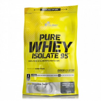 Pure Whey Isolate 95 - Olimp Sport Nutrition