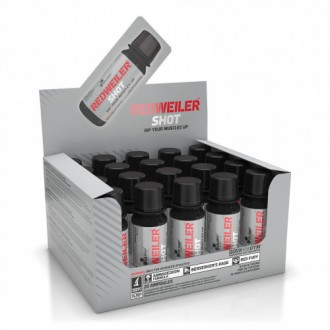 Redweiler Shots - Olimp Sport Nutrition