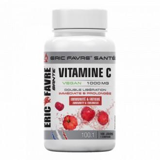 Vitamine C Vegan 1000 - Eric Favre