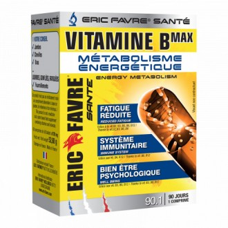 Vitamine B Max - Eric Favre